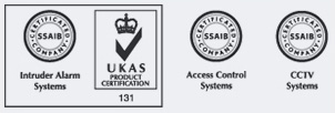Sentinel Security Systems Ltd - SSAIB ,UKAS Certified